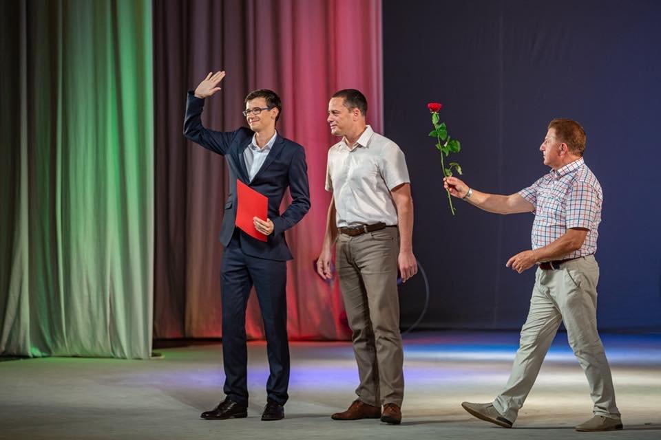 Каменские выпускники прощались со школой, фото-2