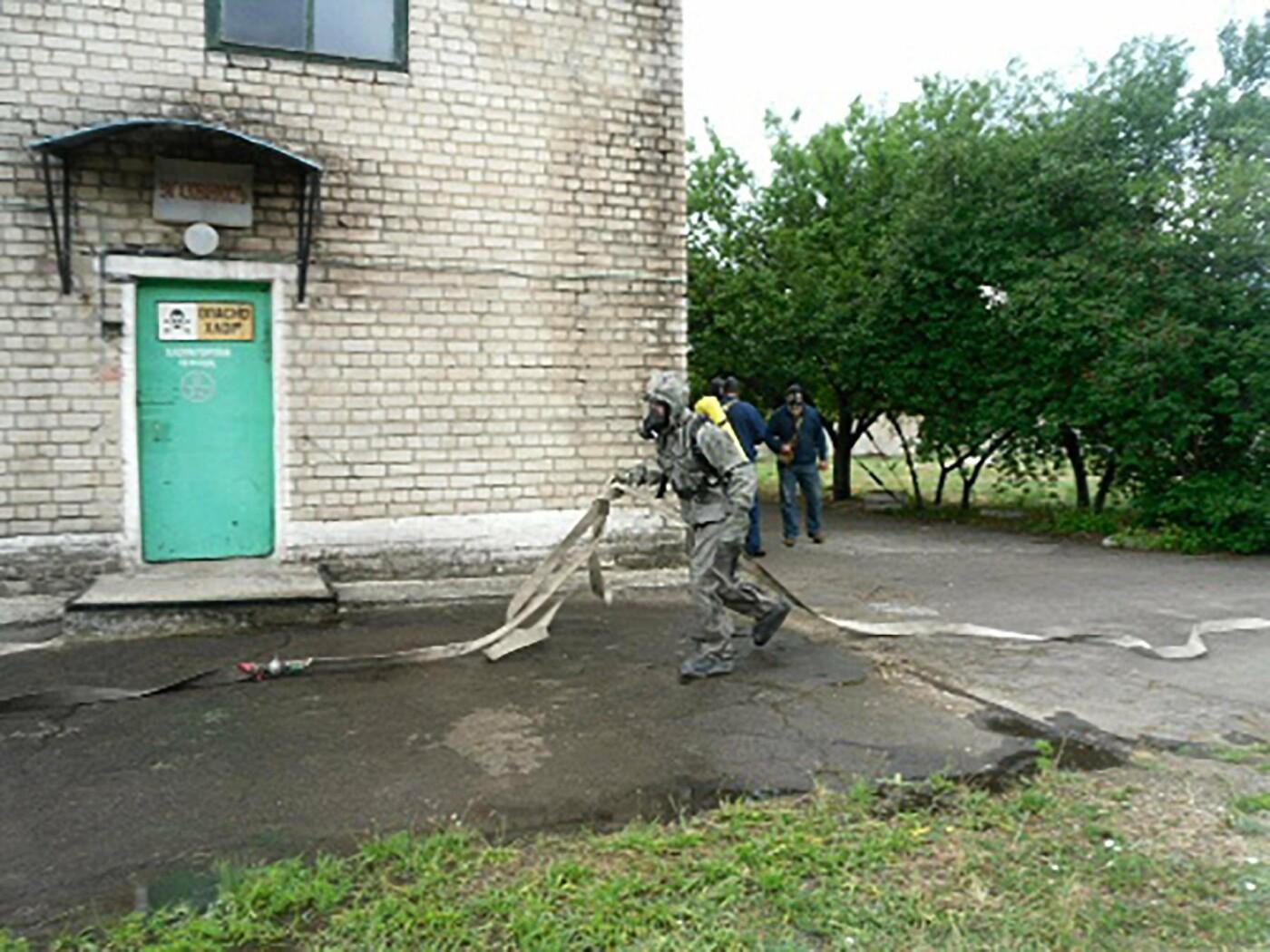 В Каменском на «Горводоканале» прошли плановые учения, фото-9