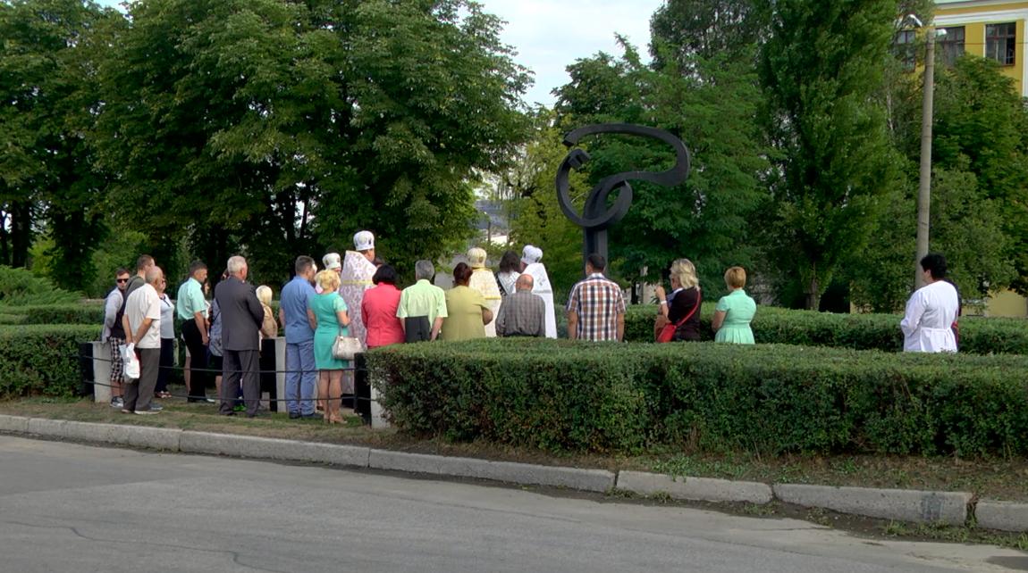 Каменчане почтили память жертв трамвайной аварии, фото-1