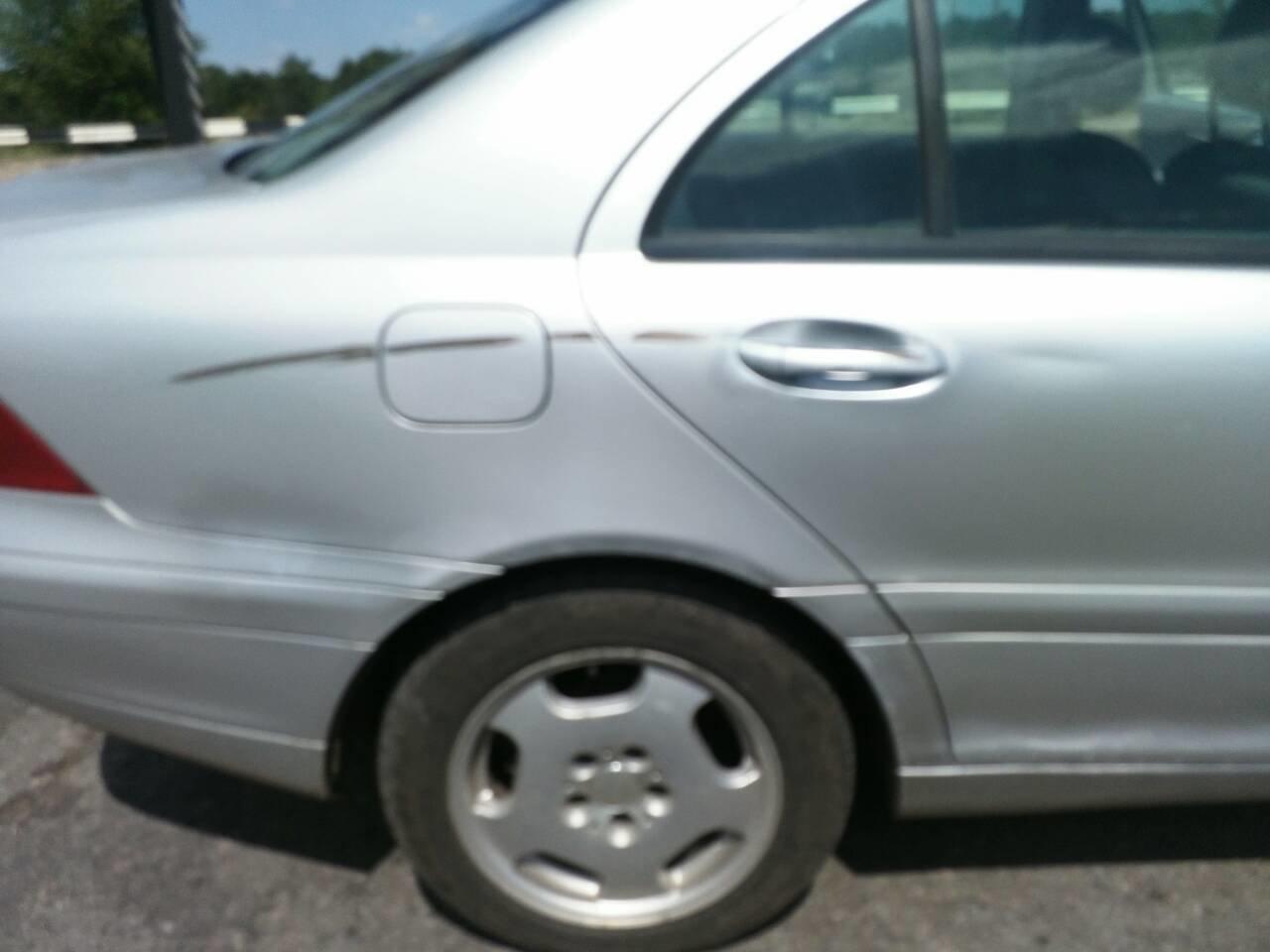 Не разминулись: в Каменском водитель Mercedes «зацепил» мопедиста , фото-3