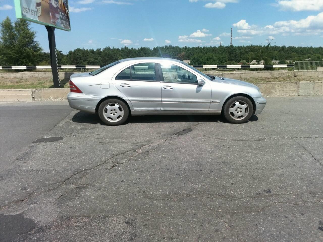 Не разминулись: в Каменском водитель Mercedes «зацепил» мопедиста , фото-6