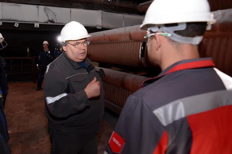Мэр Каменского проконтролировал выполнение условий Меморандума с ДМК, фото-4