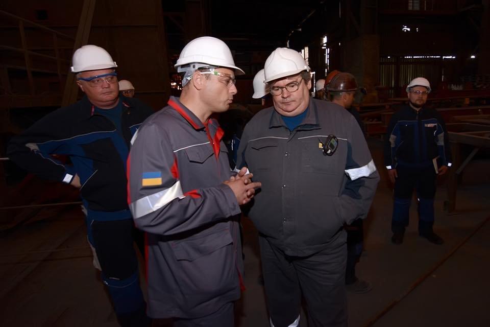 Мэр Каменского проконтролировал выполнение условий Меморандума с ДМК, фото-9
