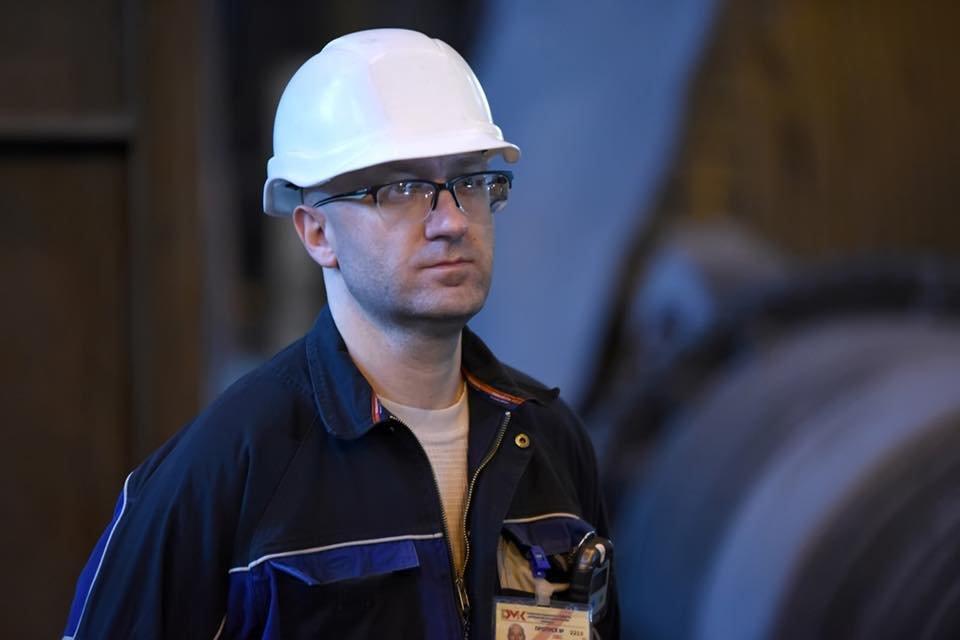 Мэр Каменского проконтролировал выполнение условий Меморандума с ДМК, фото-13
