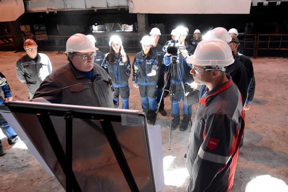 Мэр Каменского проконтролировал выполнение условий Меморандума с ДМК, фото-15