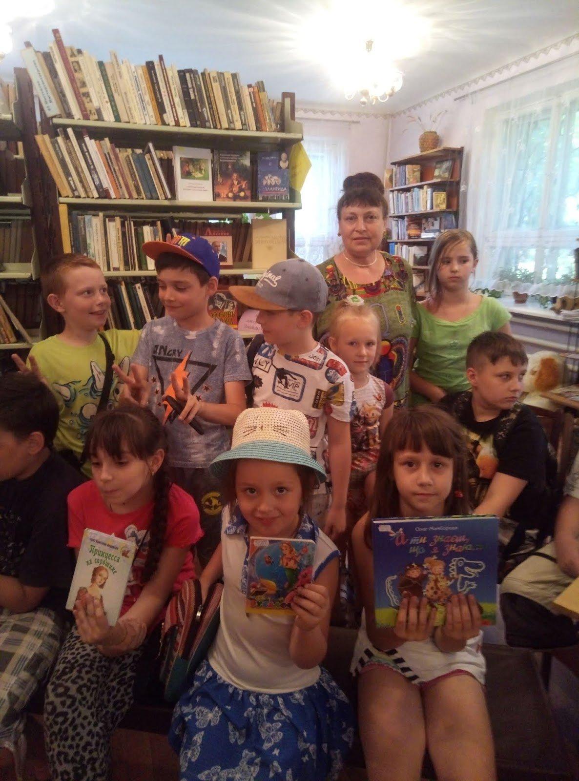Дети Каменского выбирают литературные каникулы, фото-1