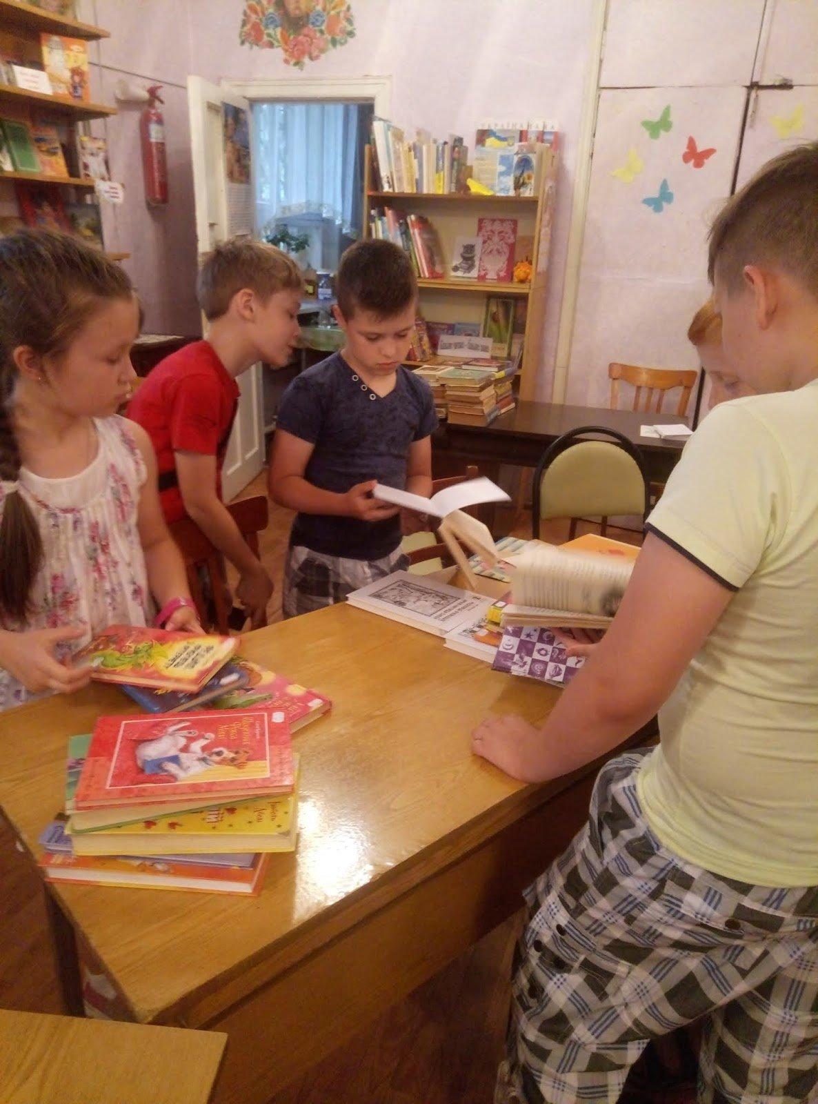 Дети Каменского выбирают литературные каникулы, фото-7