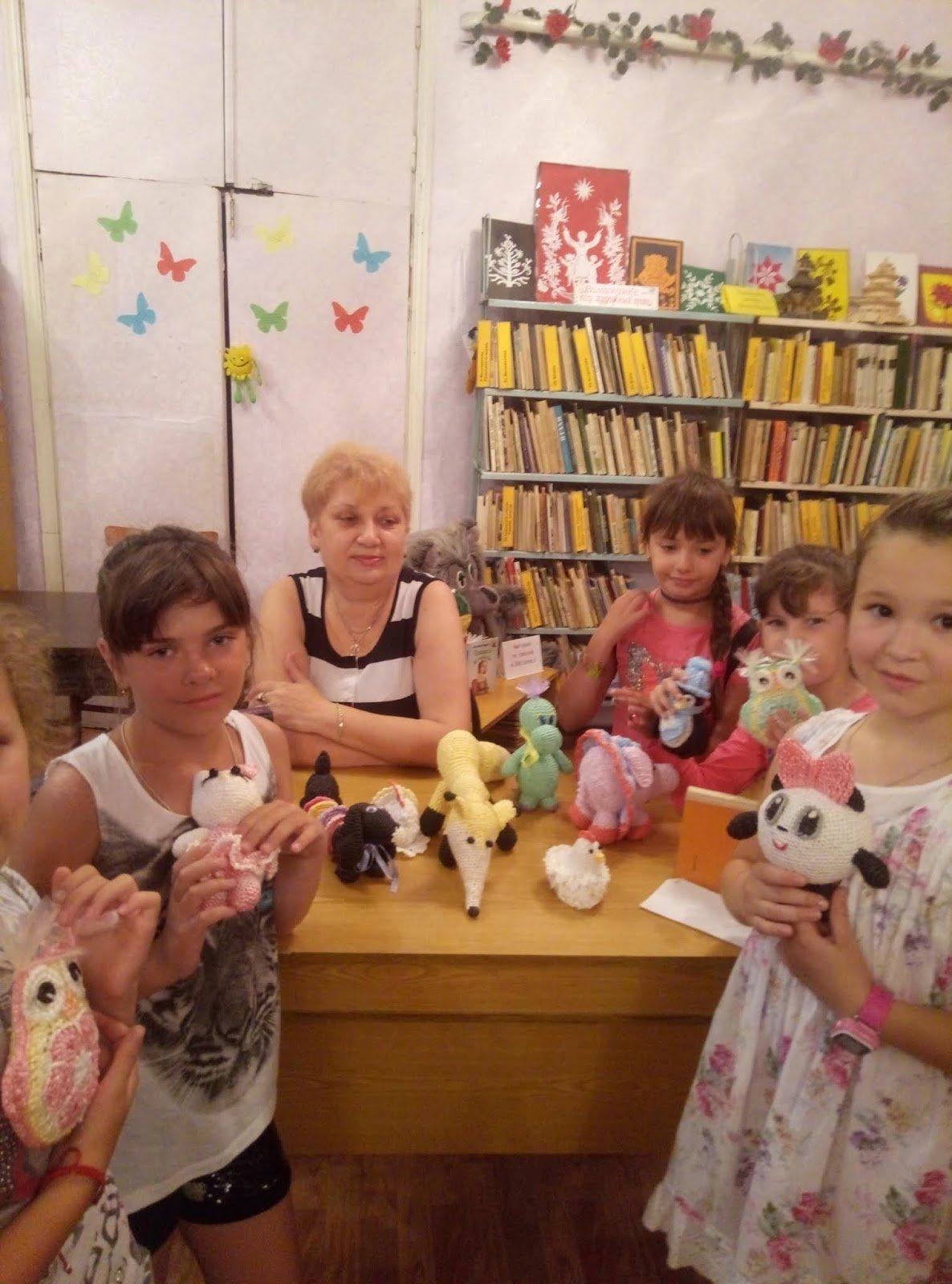 Дети Каменского выбирают литературные каникулы, фото-8