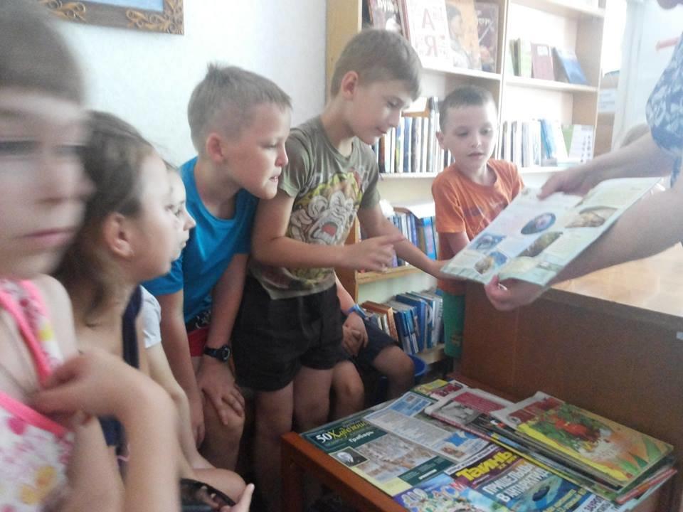Дети Каменского выбирают литературные каникулы, фото-2
