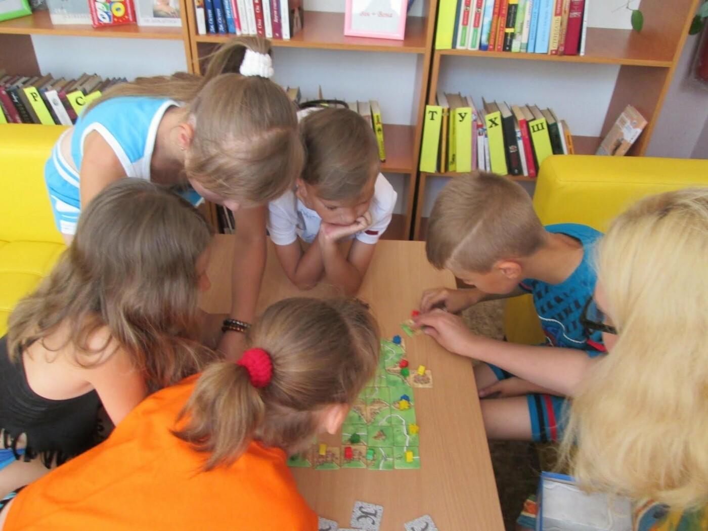 Дети Каменского выбирают литературные каникулы, фото-9
