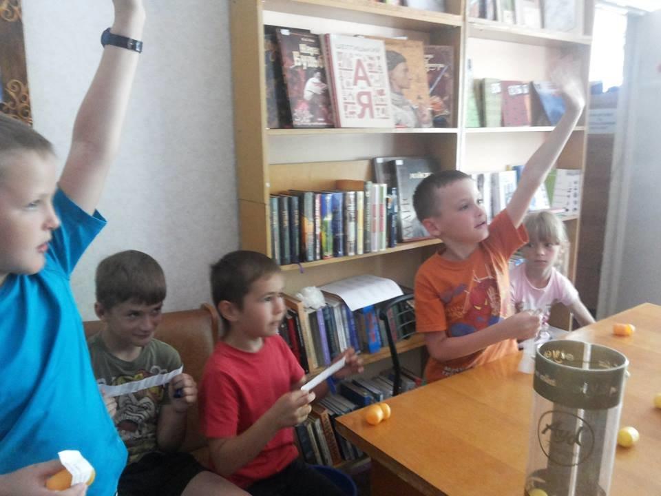 Дети Каменского выбирают литературные каникулы, фото-4