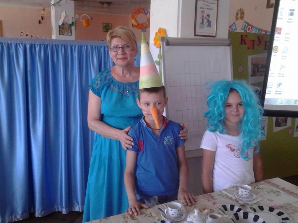 Дети Каменского выбирают литературные каникулы, фото-5