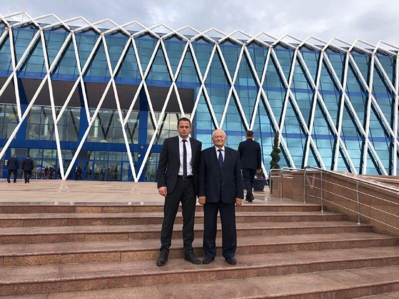 Мэр Каменского прибыл в Казахстан на юбилей столицы, фото-3