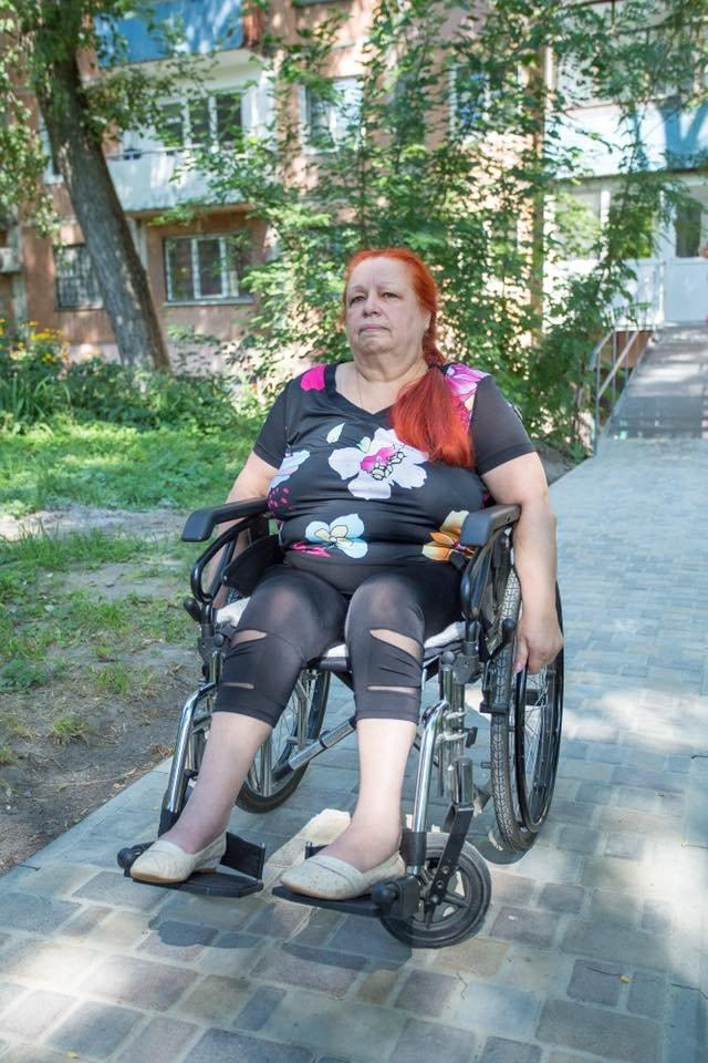 В Каменском помогают людям с ограниченными возможностями: ветеран МВД теперь сможет выходить на улицу, фото-4