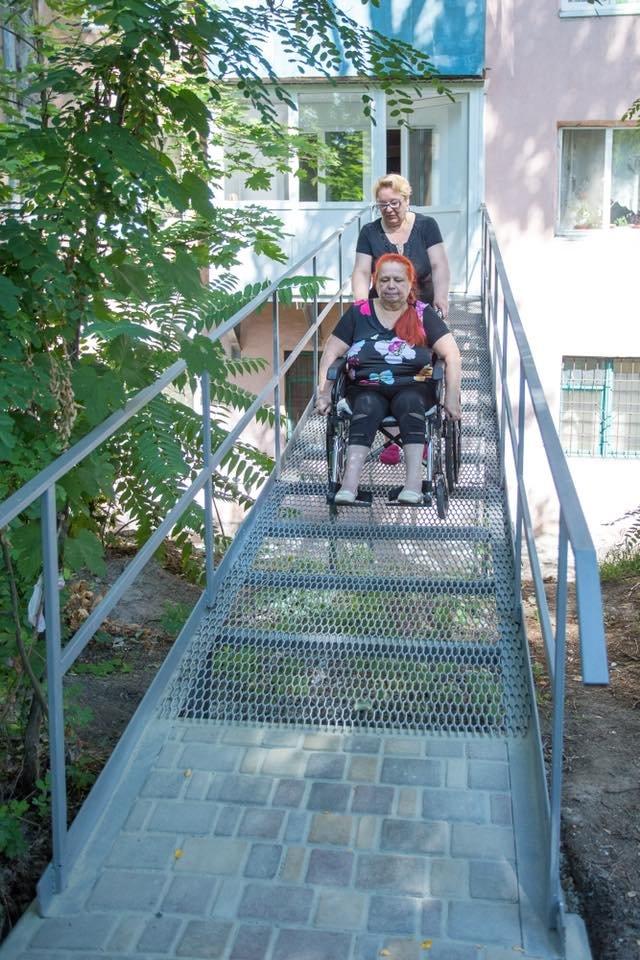 В Каменском помогают людям с ограниченными возможностями: ветеран МВД теперь сможет выходить на улицу, фото-3