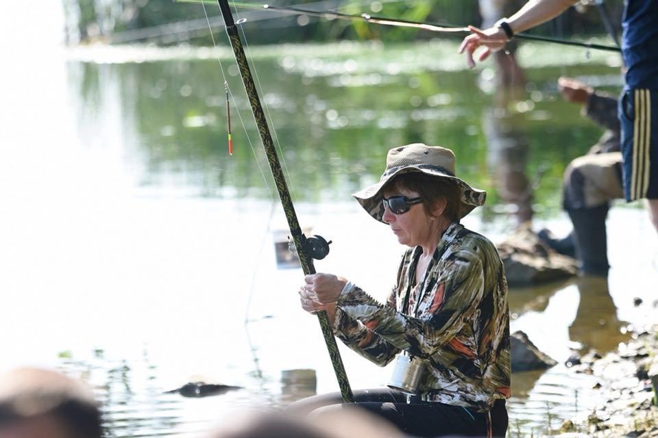 В Карнауховке отмечали День рыбака, фото-4