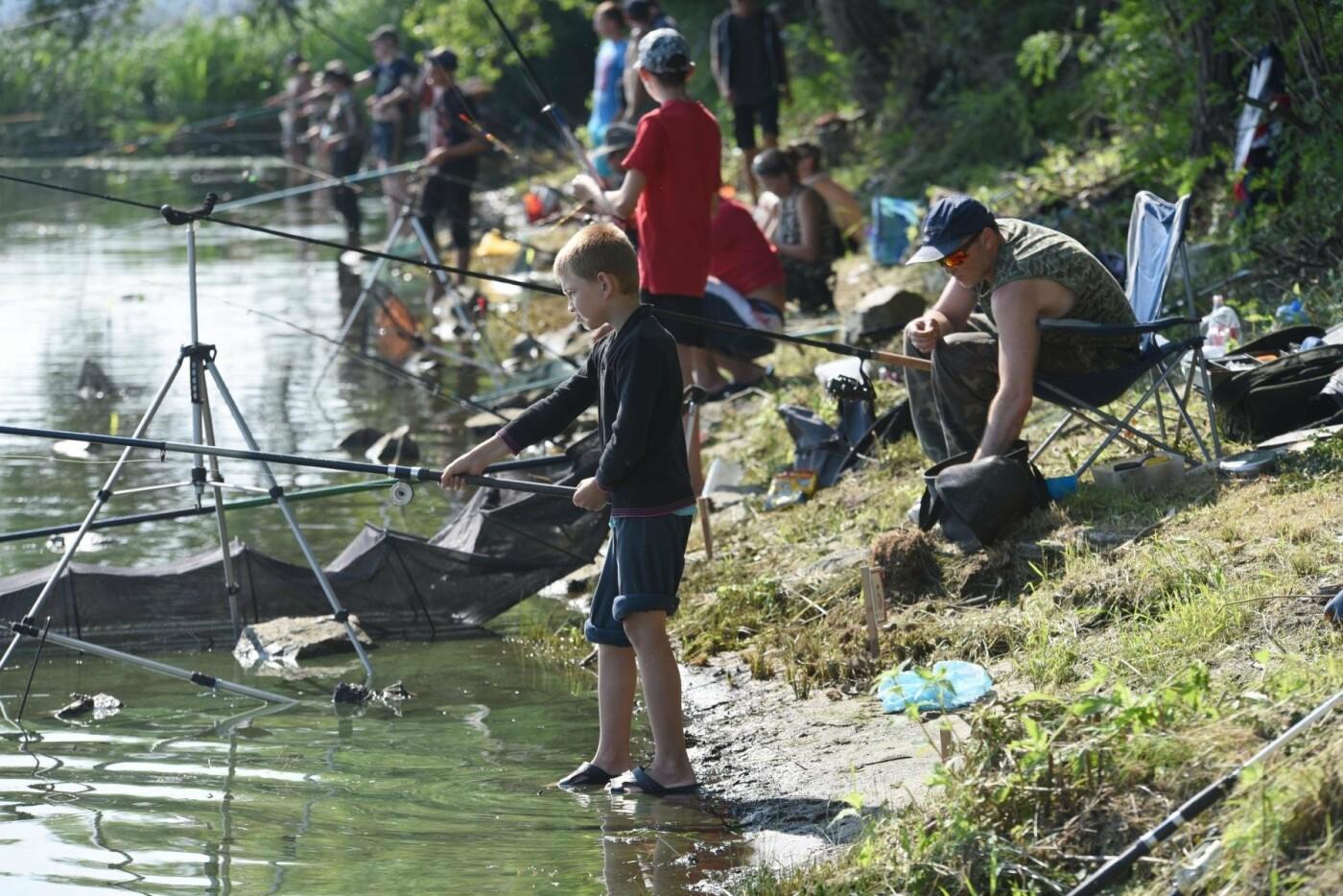 В Карнауховке отмечали День рыбака, фото-1