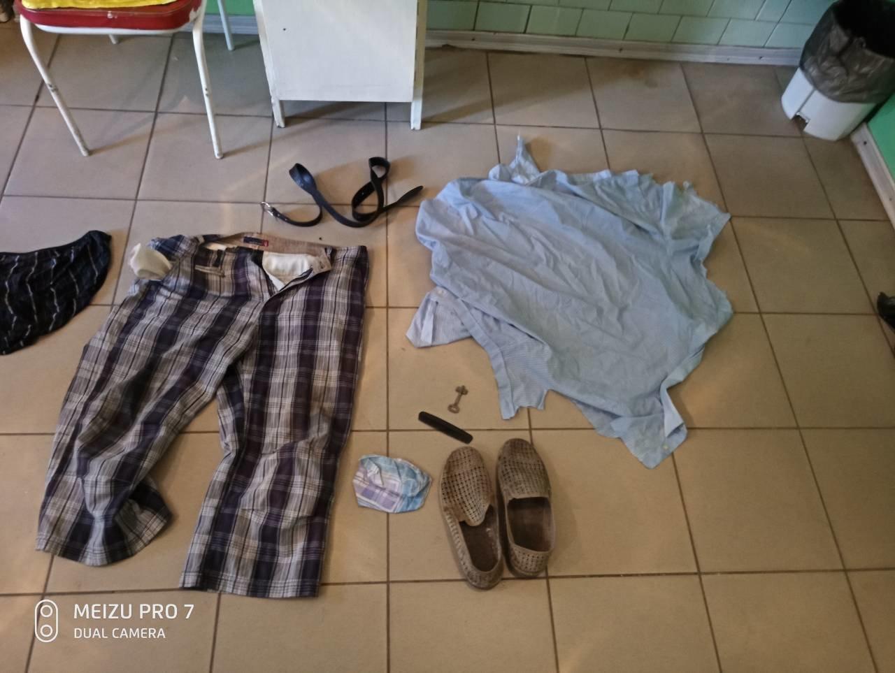 В полиции Каменского просят опознать мужчину, фото-2