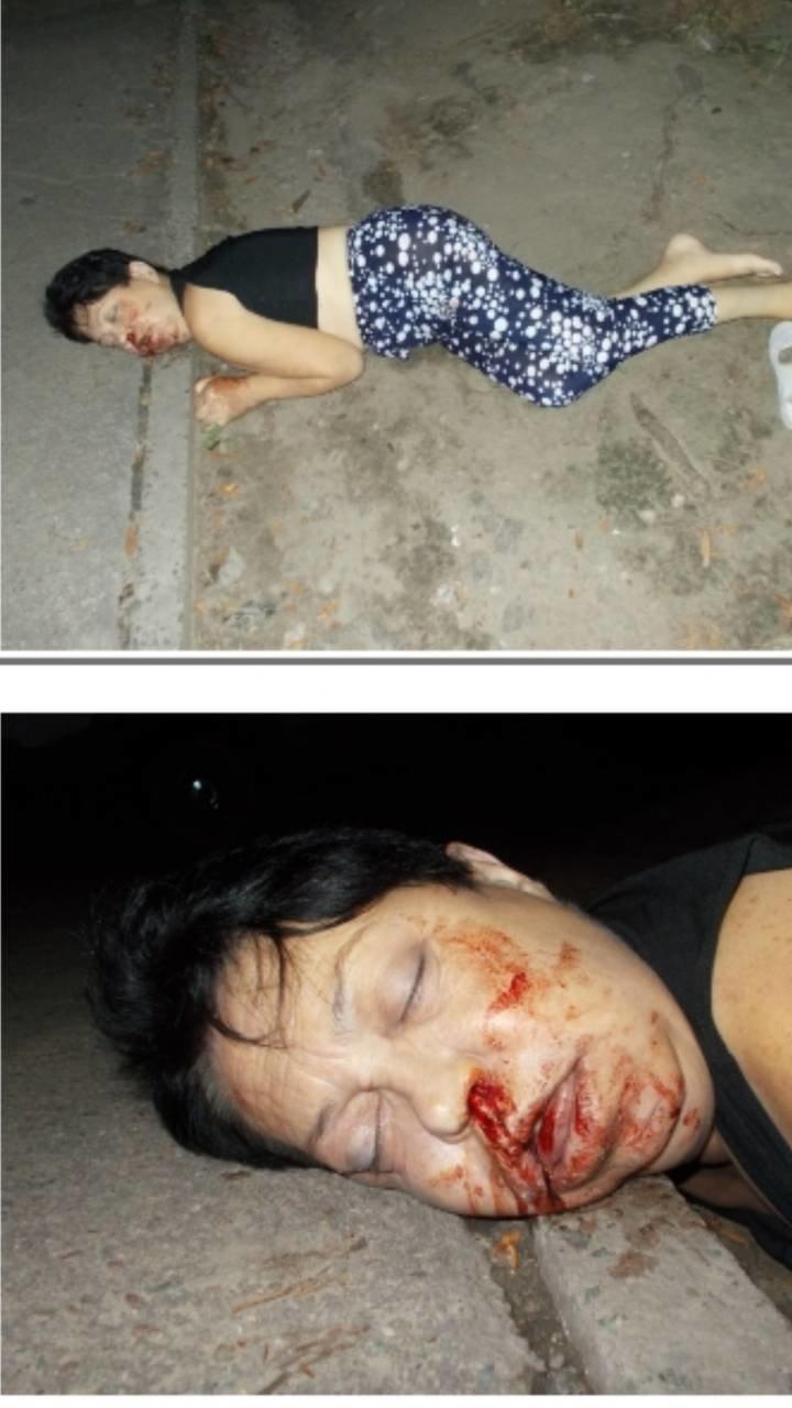 В Каменском на Каштанов обнаружили труп женщины (ФОТО 18+), фото-1