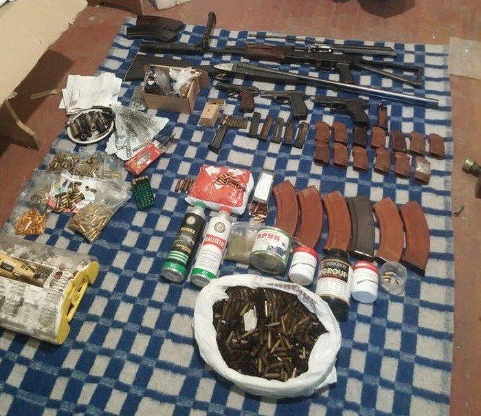 На Днепропетровщине оперативники СБУ задержали торговца оружием, фото-1