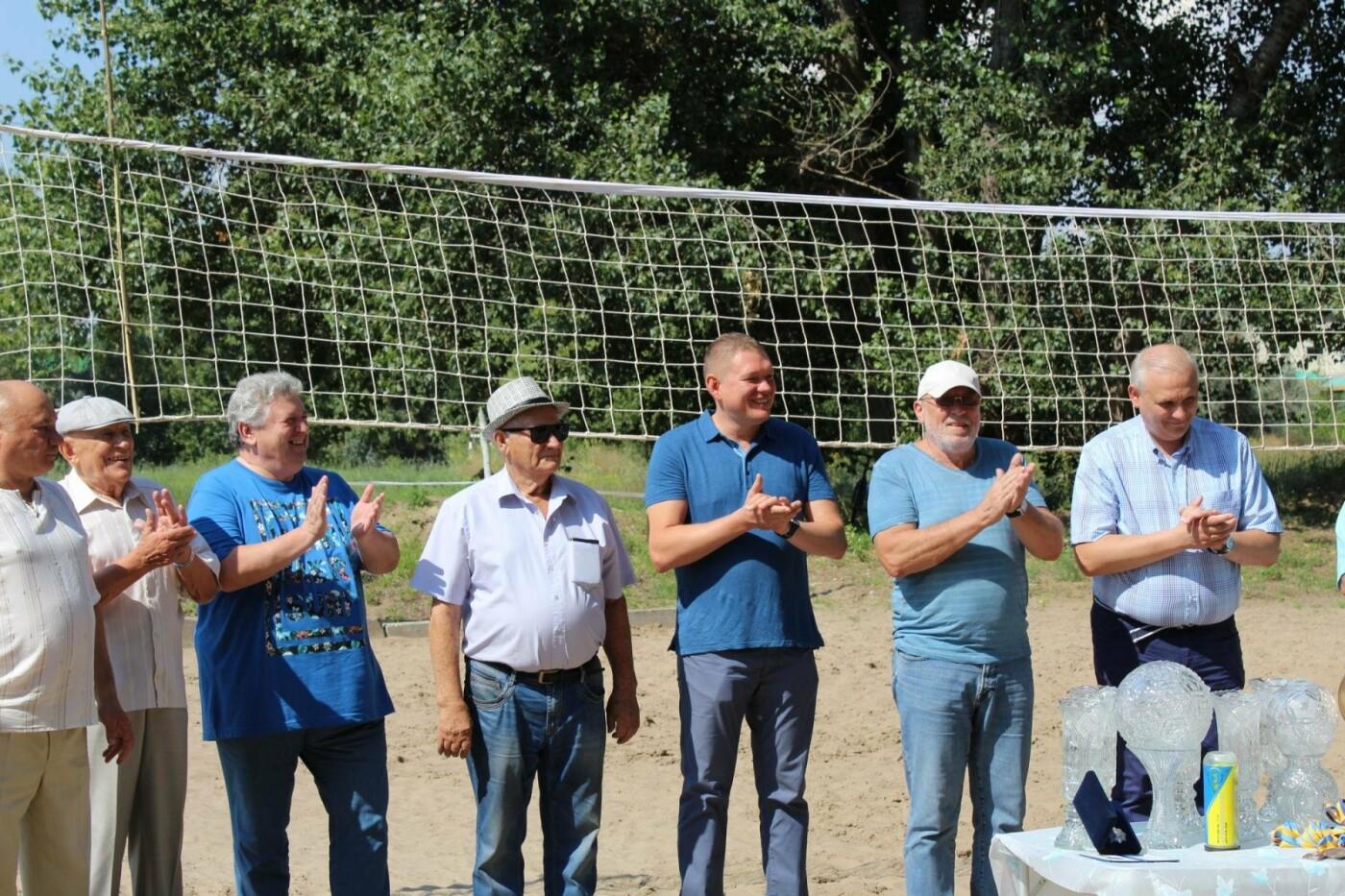 Как волейболисты Каменского праздновали День металлурга, фото-2