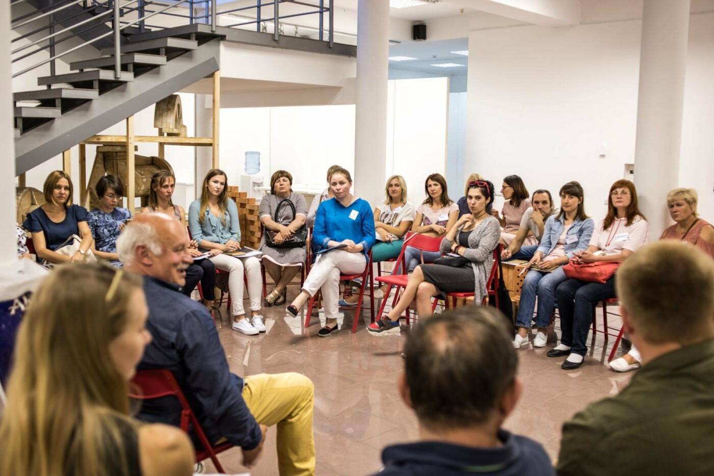 Директор музея истории Каменского приняла участие в международной тренинговой программе, фото-3