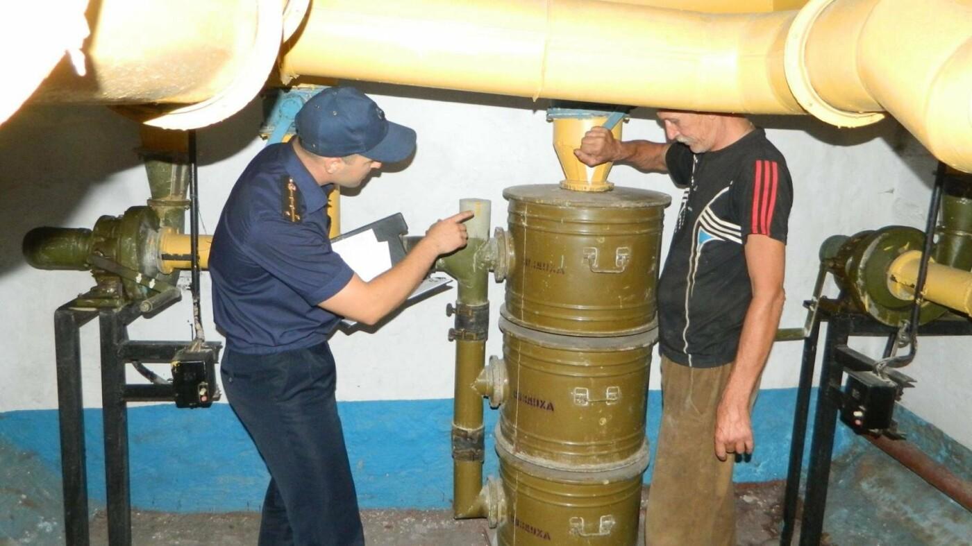 На случай чрезвычайного положения: в Каменском проверили готовность защитных сооружений, фото-3