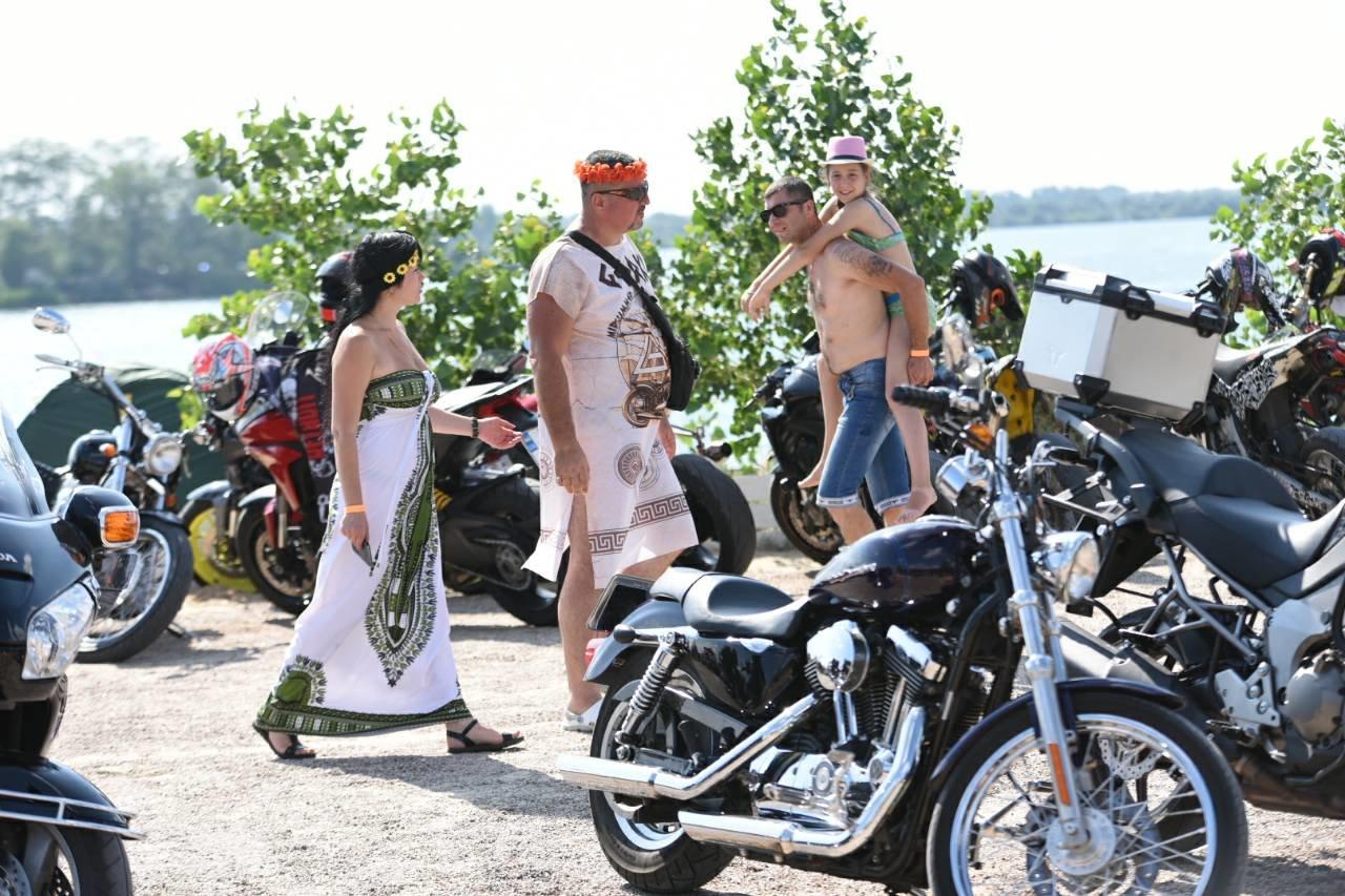 В Каменское съехались байкеры со всей Украины, фото-7