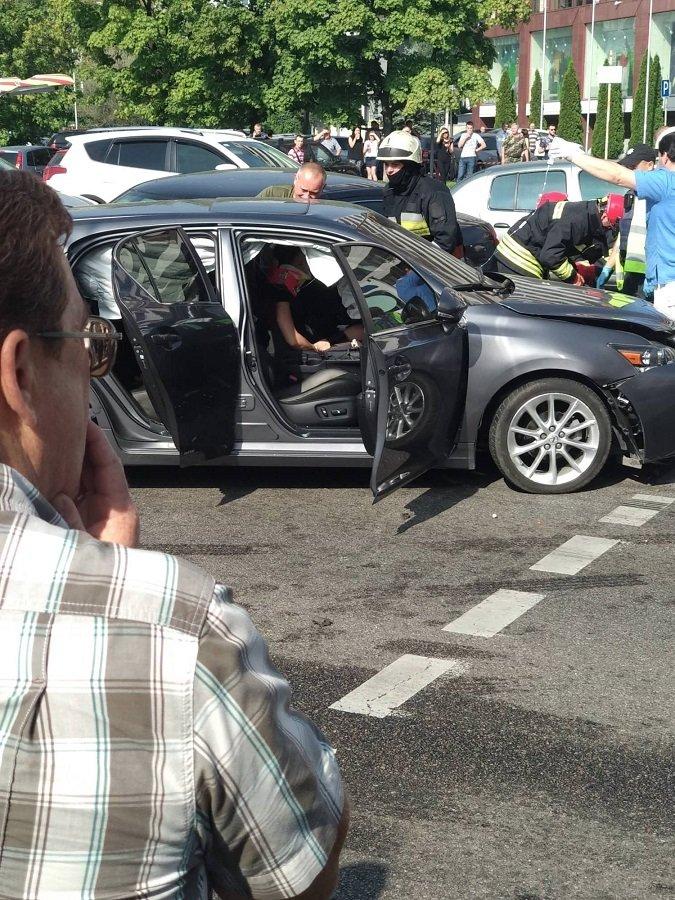 В Днепре произошло масштабное ДТП с пострадавшими, фото-2