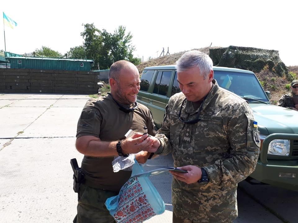 Нардеп из Каменского опроверг фейк о захвате батальонов УДА, фото-1