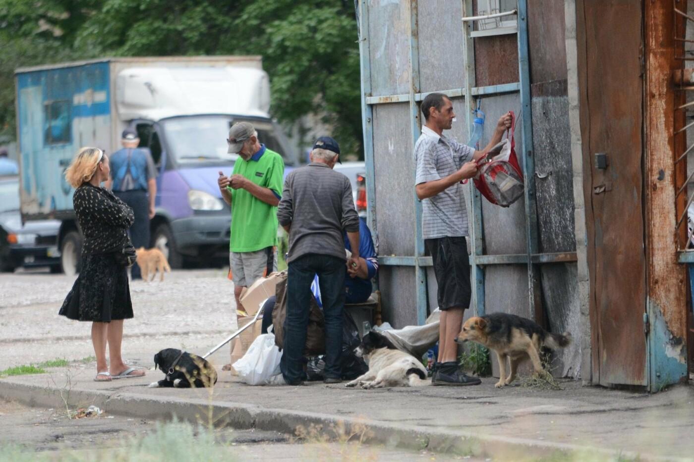 В Каменском продолжают сносить незаконные «наливайки» и «металлоприемки», фото-3