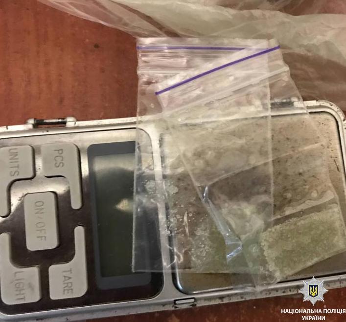 В Каменском правоохранители изымали марихуану и метамфетамин , фото-1