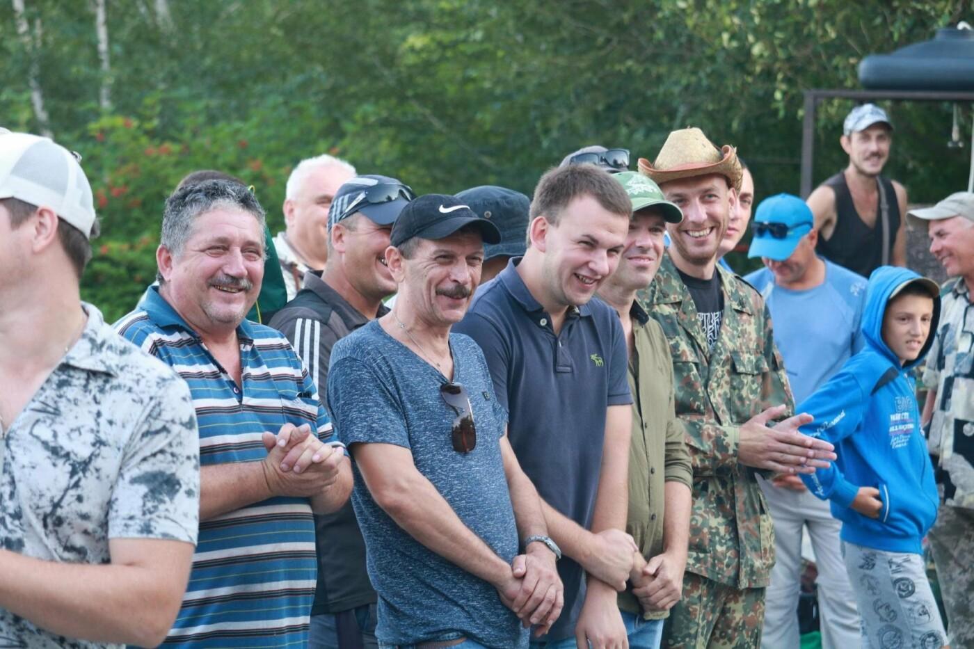 Под Каменским прошел турнир рыболовов «На крючке», фото-3