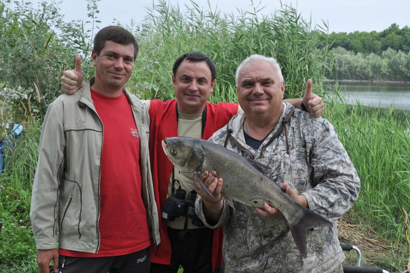 Под Каменским прошел турнир рыболовов «На крючке», фото-15