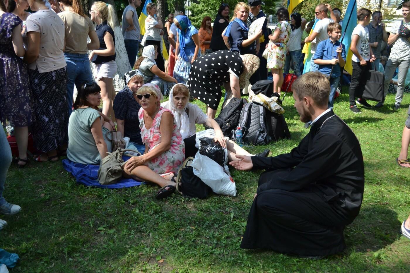 Каменчане поучаствовали в крестном ходе в честь крещения Руси-Украины (ФОТО), фото-11