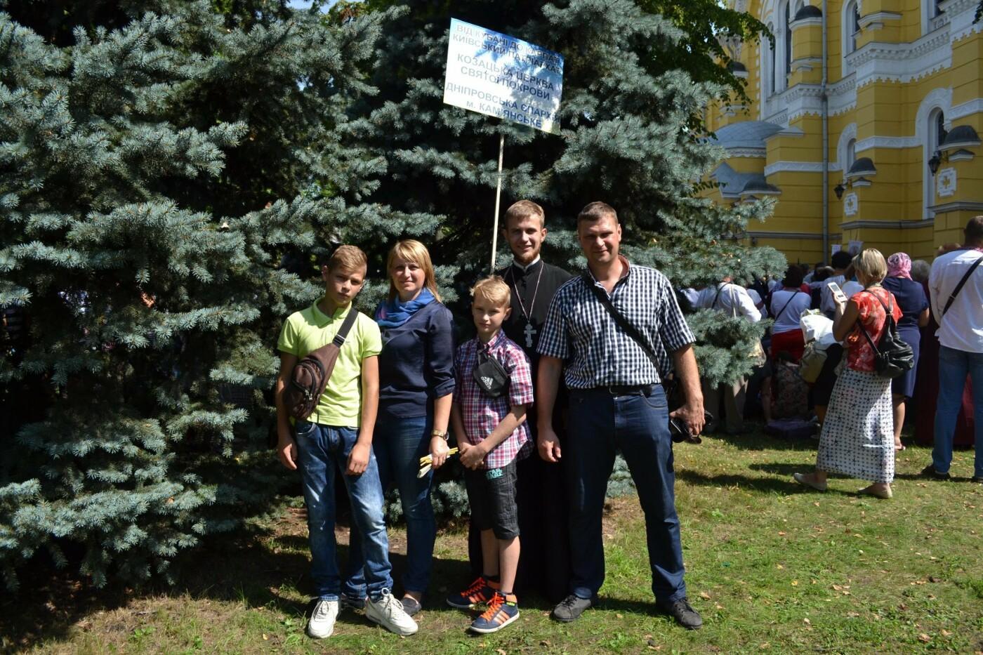 Каменчане поучаствовали в крестном ходе в честь крещения Руси-Украины (ФОТО), фото-5