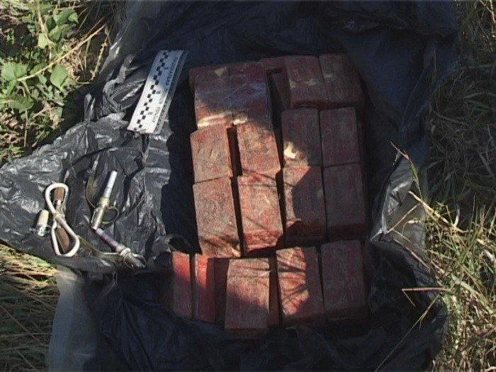 На Днепропетровщине сотрудники СБУ предотвратили незаконный сбыт взрывчатки, фото-3