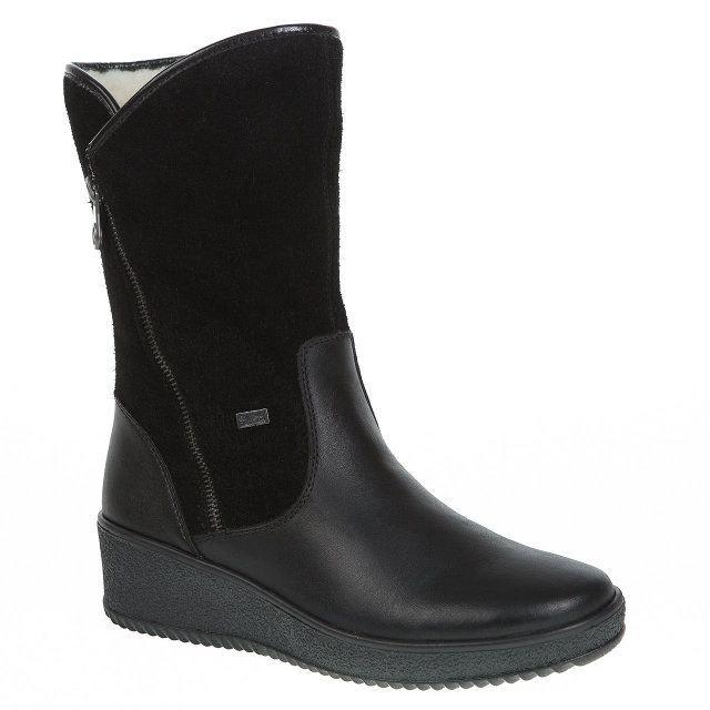 Зимние женские ботинки к новому сезону в интернет-магазине Marigo — широкий выбор, фото-1
