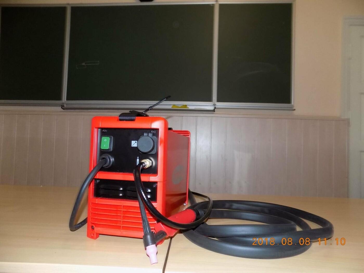 В Каменском высшем профессиональном училище появились новые сварочные аппараты, фото-1