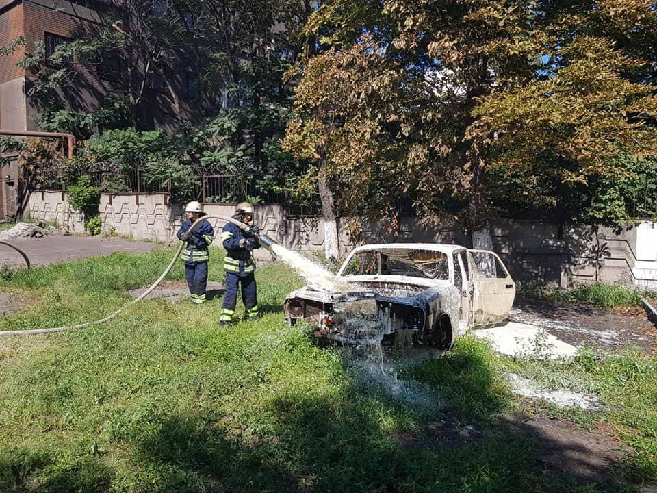 Спасатели Каменского тренировались ликвидировать последствия ДТП, фото-2