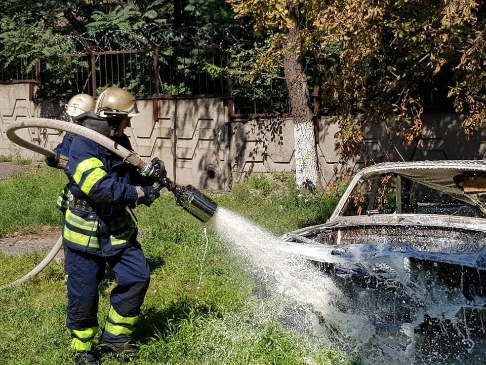 Спасатели Каменского тренировались ликвидировать последствия ДТП, фото-3