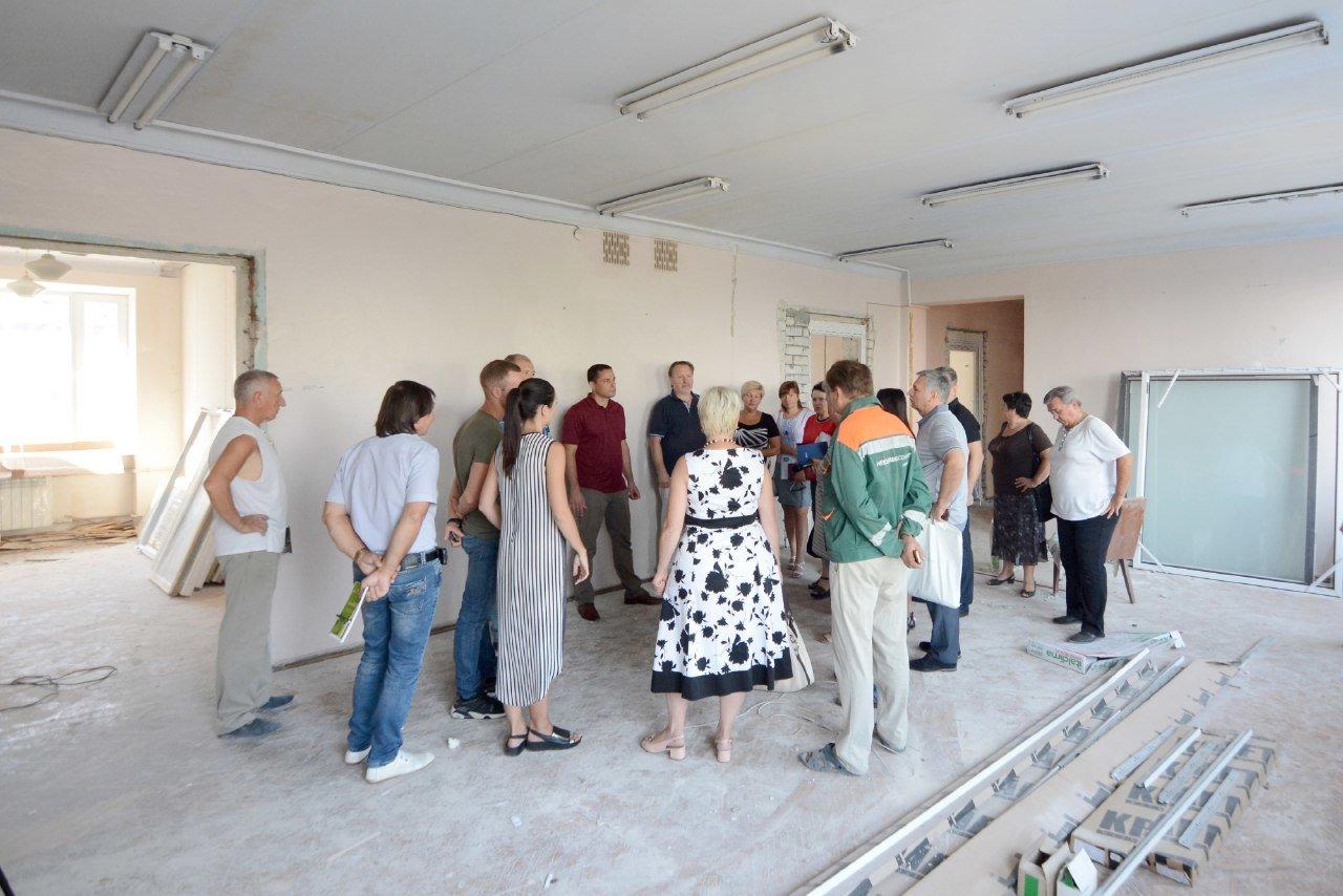 Обновленное здание и дополнительные услуги: центральный ЦПАУ Каменского готовят к открытию, фото-2