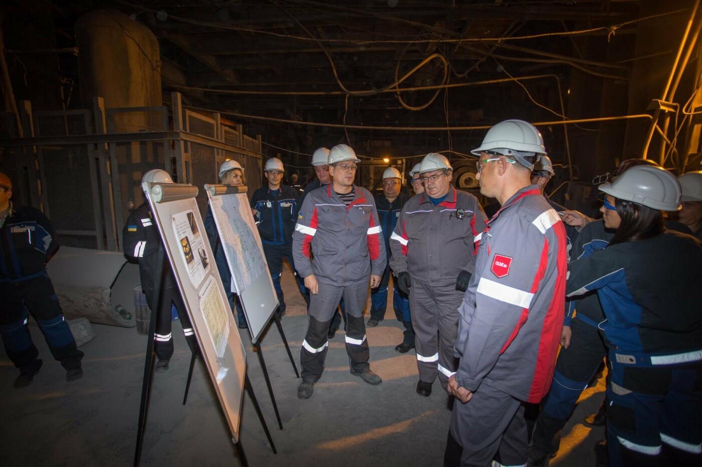 Актуально для каменчан: на ДМК отчитались о промежуточных итогах выполнения взятых на себя экологических обязательств, фото-3