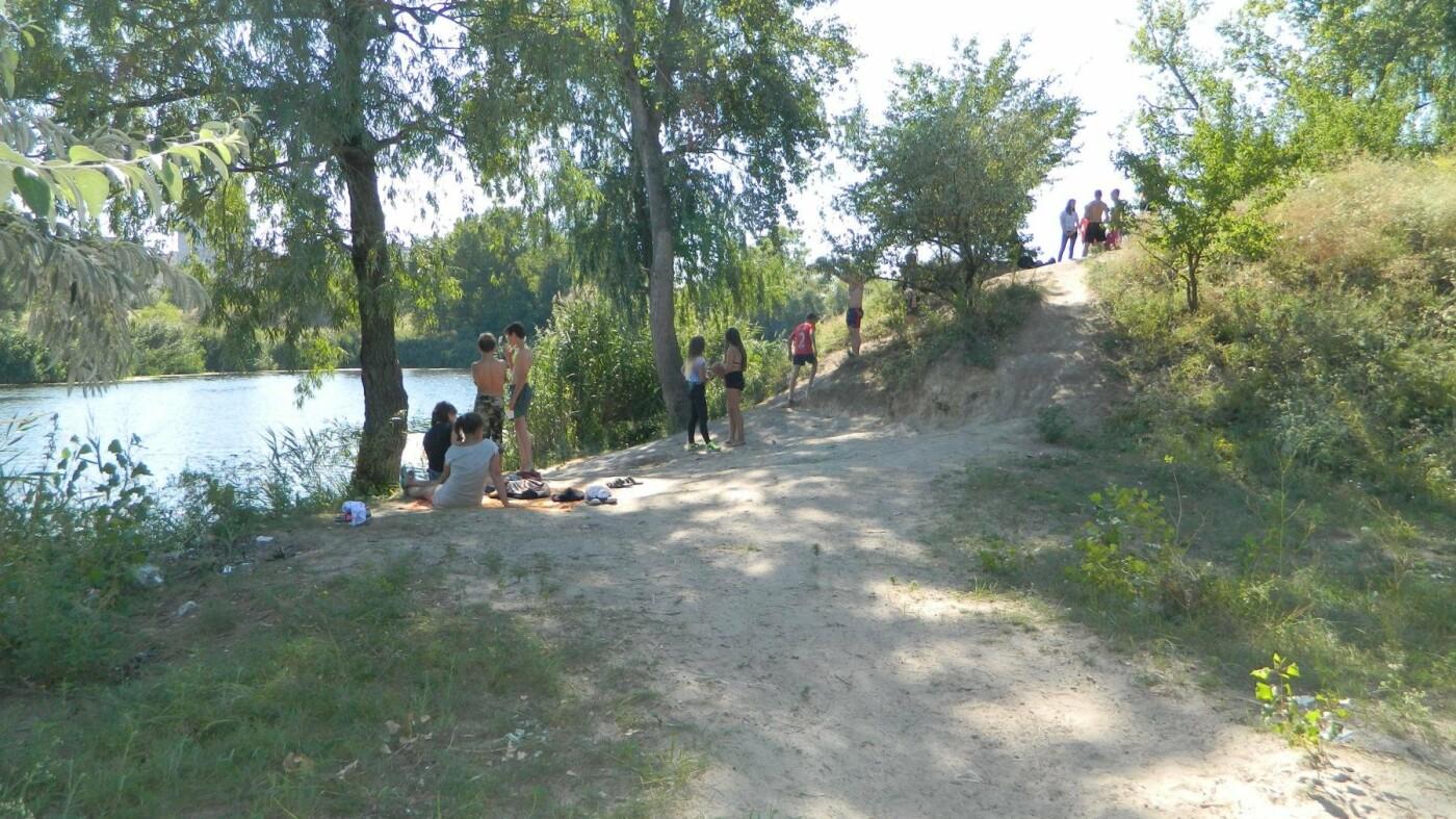 Спасатели Каменского рассказали «пляжникам» о безопасном отдыхе, фото-1