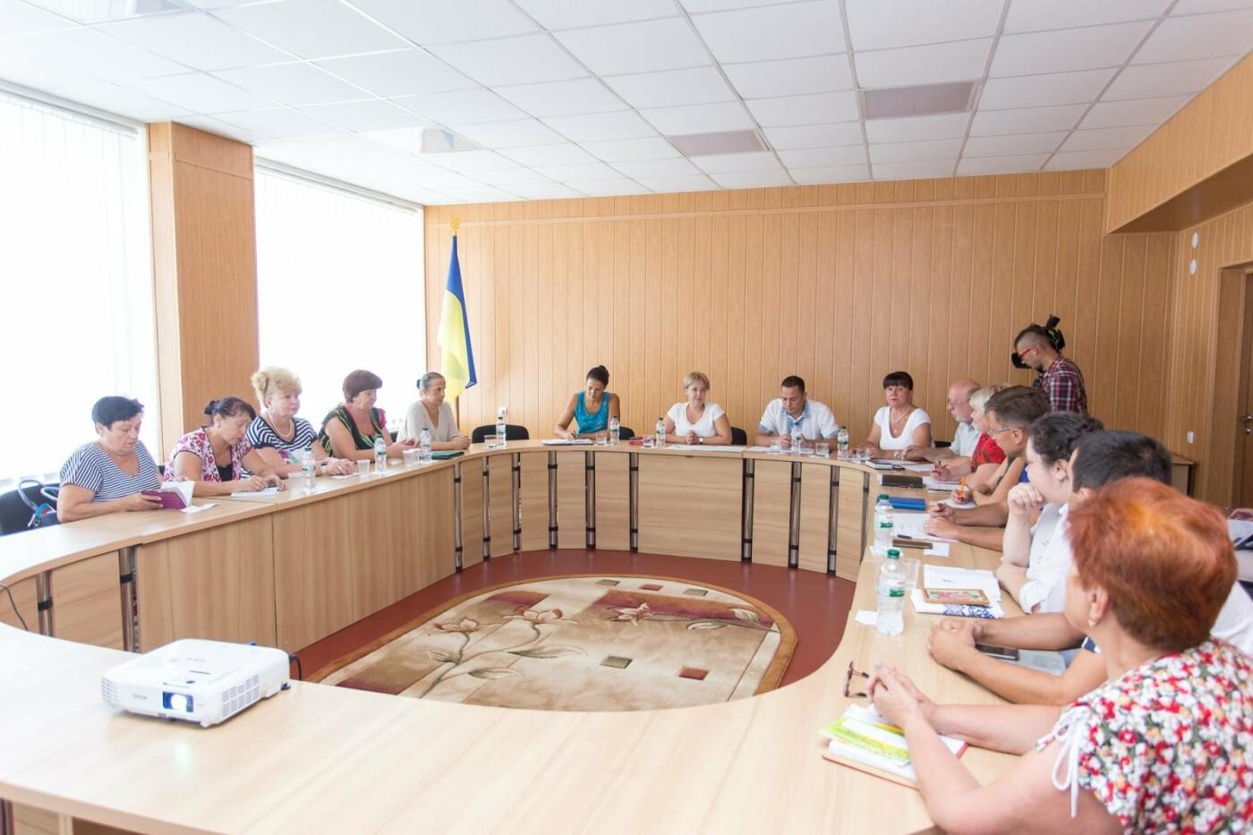 Итоги работы и планы: в Каменском заседали главы органов самоорганизации населения Днепровского района, фото-3