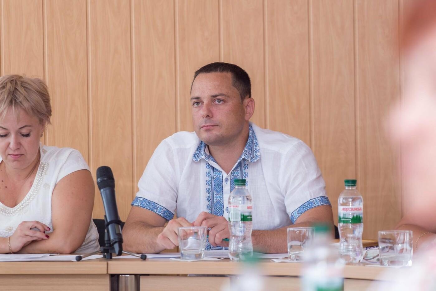 Итоги работы и планы: в Каменском заседали главы органов самоорганизации населения Днепровского района, фото-2