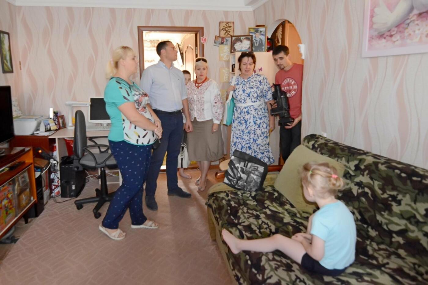 Мэр Каменского изучал проблемы семей с особенными детьми, фото-2