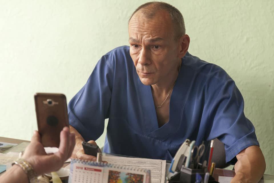 Каменской активист Евгений Найда: «Я получил удар в голову кулаком от заведующего и ответил ему двумя, может тремя ударами», фото-1