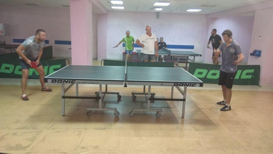 В Каменском прошел теннисный турнир, фото-1