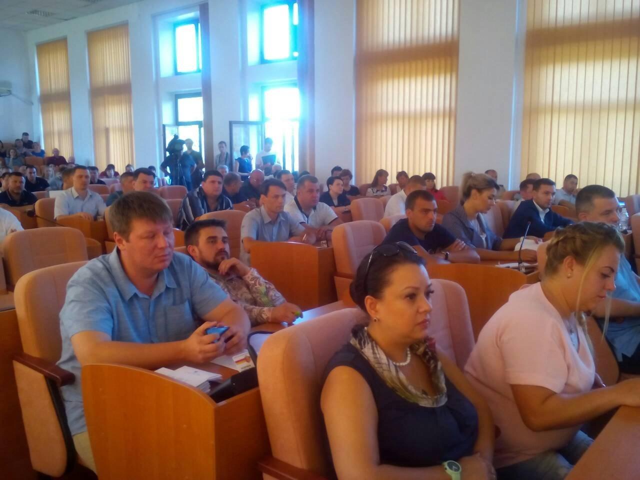 В Каменском стартовала 26-я сессия горсовета, фото-2